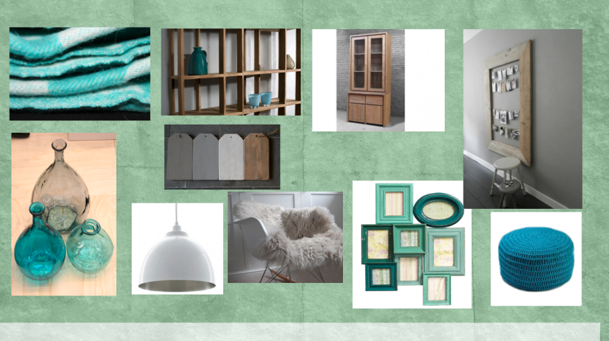 Stunning Turquoise Accessoires Woonkamer Contemporary - Trend Ideas ...